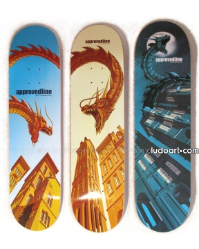 Image Approvedline Skateboards